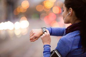 Datenschutz Fitness-Tracker